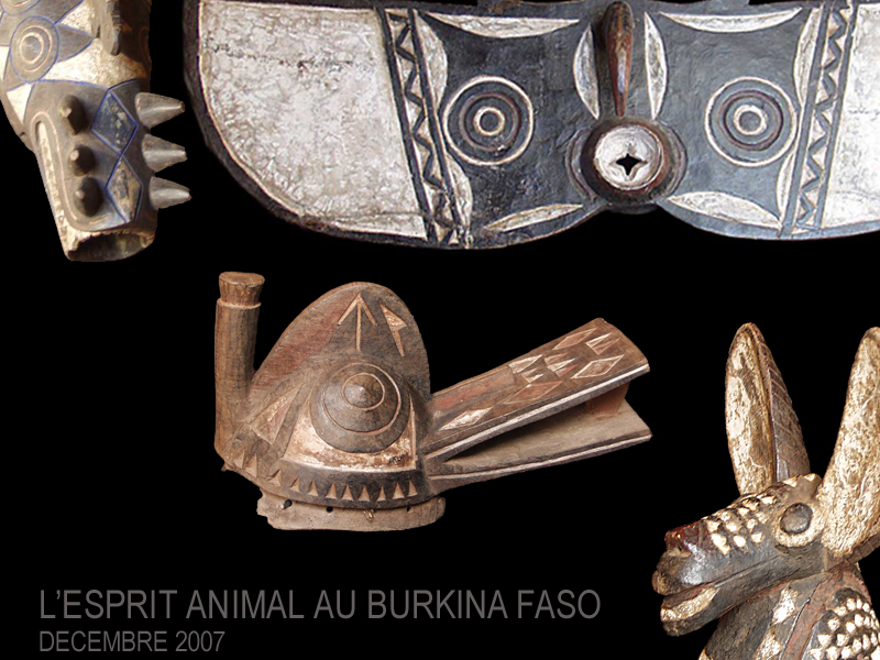 Image Animal spirits of Burkina Faso