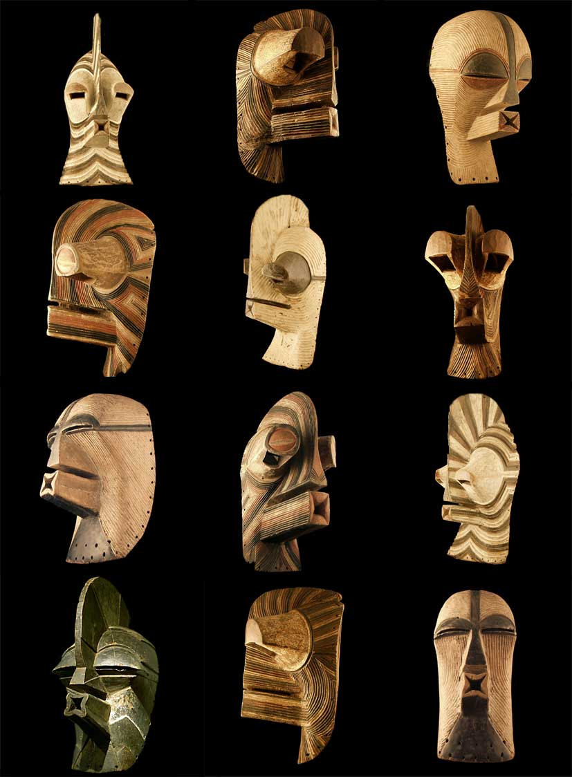 Image Songye masks